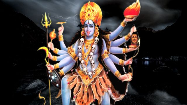 Kali-Chalisa-in-Hindi
